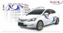 Car Graphic Automobile Car Decal