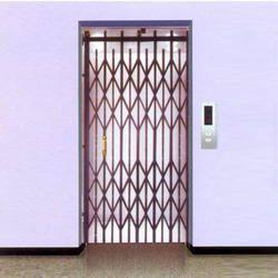 Collapsible Elevator Doors
