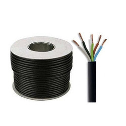 Mauli Cab ( Manufacturing Brand ) Black Wire Cable