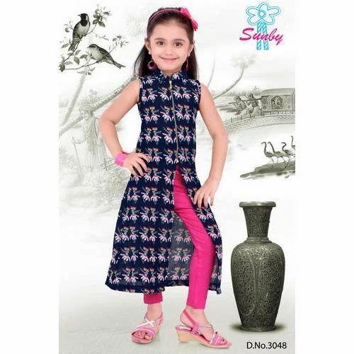 Designer Baby Girl Dress at Rs 545 /piece(s) | Bachchon Ki Dress ...