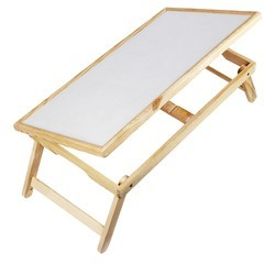 Wooden Multi Purpose Kids Table With White Board, for Home