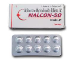NALCON-50 (Naltrexone HCl Tablets )
