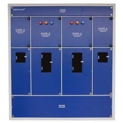 Three Phase and Single Phase Control Panel