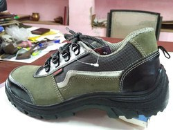 Safety Suede Shoe