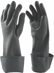 Neoprene Heavy Duty 18 Inch Rubber Gloves Rubberex