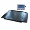 Heavy Platform Industrial Weighing Machine