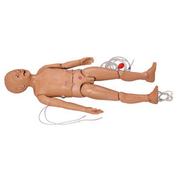 Infant Multipurpose Patient Care And CPR Simulator