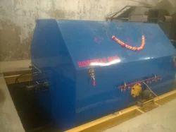 Octagonal Oven Rotomoulding Machine