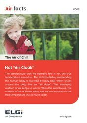 THE AIR OF CHILL