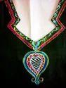 Handpainted Khadi Cotton Kurta / Top
