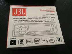 JBL Multimedia Bluetooth Player