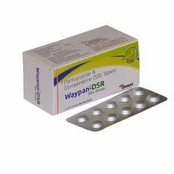 Pantoprazole & Domperidone (SR) Tablets