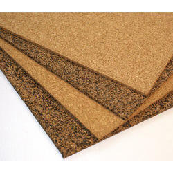 Cork Insulation Panels