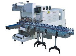 Sleeve Wrapper Shrink Tunnel Machine