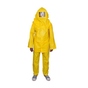 Chemical Handling PVC Suit Hood