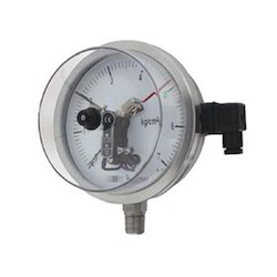 Electric Contact Pressure Gauge
