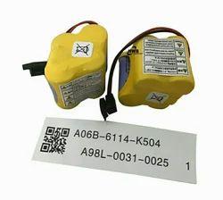 Panasonic CNC Battery BR-2/3AGCT4A 6V A98L-0031-0025 Fanuc