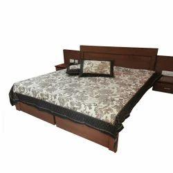 Designer Royal Double Bed Sheet 348