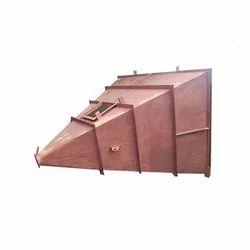 Aluminium Hoppers Fabrication Service