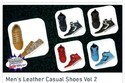 Mens Leather Casual Shoes
