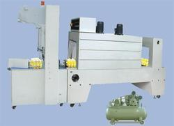 Semi Automatic Sleeve Wrapper Packing Machine
