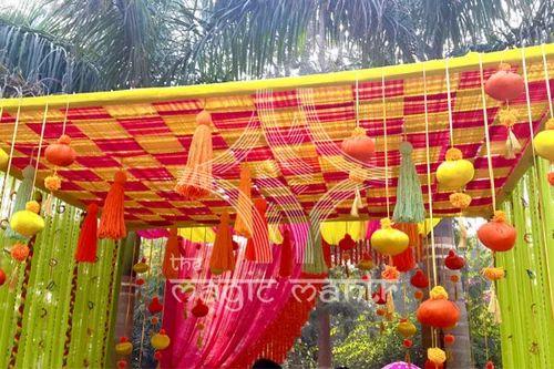 Mandap Decoration in New Delhi, मंडप की सजावट, न्यू देल्ही