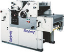 Two Color Non Woven Satellite Offset Printing Machine