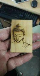Sandalwood Plet Buddha