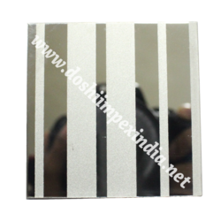 Stainless Steel Etching Silver Mirror Sheets