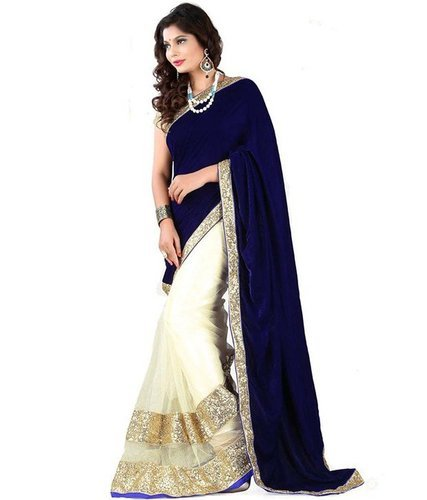 eed2cc8ed952d Designer Velvet Saree at Rs 430  piece(s)
