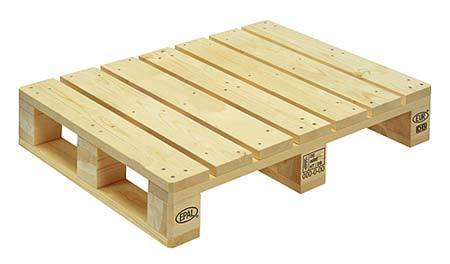 Pine Wooden Pallet at Rs 280/piece | Industrial Area, Phase-7 ...