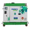 5 Kva Greaves Power Portable Genset, 3 Phase