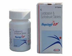 Hepcinat LP Ledipasvir & Sofosbuvir