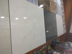 Glossy Ceramic Wall And Floor Tiles, Thickness: 5-10 mm