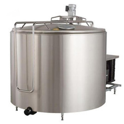 Vertical Bulk Milk Cooling Tanks