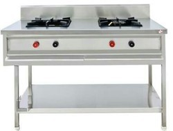Two Burner Cooking