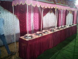 Married Party Tent Decoration