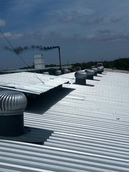 Roof FRP Leakage Service