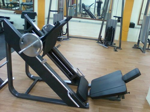 Strength Machines Seated Leg Press Machine Manufacturer