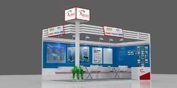 Exhibition Booth Set Up Designing Services