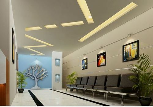 Interior Nursing Home Architectural Designing