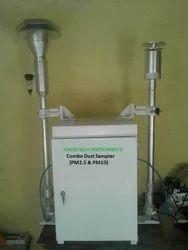 Combo Dust Sampler