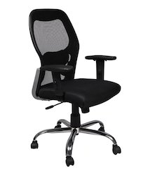Medium Back Office Workstation Chair