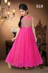 Long Stone Embroidered Fancy Gowns