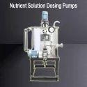 Nutrient Solution Dosing Pumps