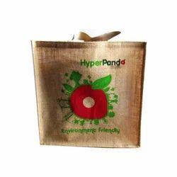 Open Printed Jute Bag, Capacity: 5 Kg