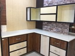Modular PVC Kitchen