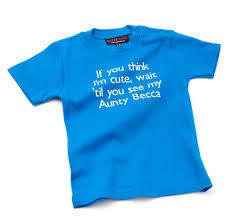 Customized Kids T shirts