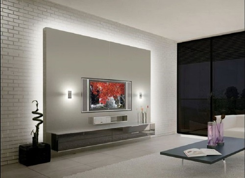 Good LED TV Panel   Modern LED TV Panel With Storage Manufacturer From Ghaziabad