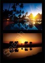 Sunset 3D Wallpaper